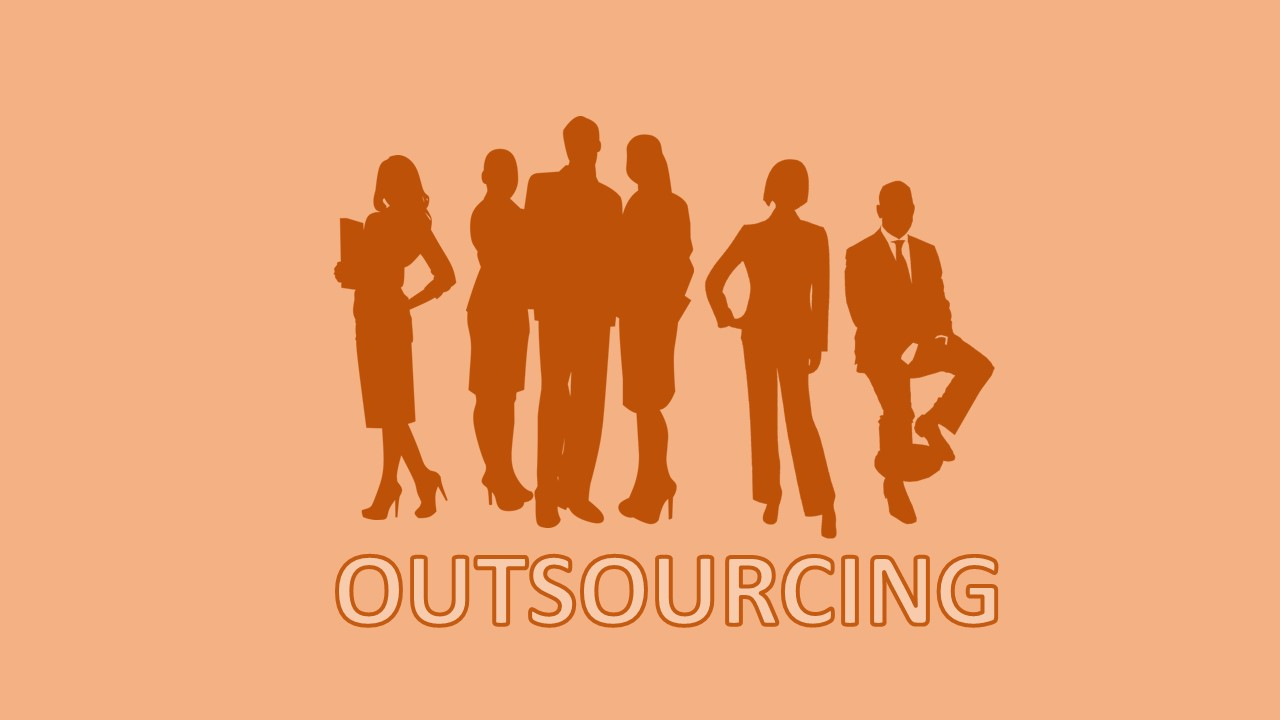 Outsourcing digitale Nomaden